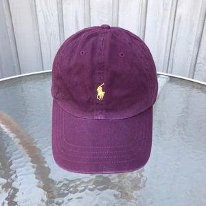 Polo Ralph Lauren Logo Baseball Hat